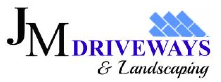 JM Driveways and Landscaping's logo